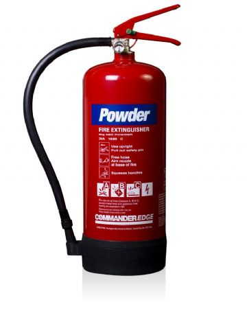 6 Kg Powder Fire Extinguisher